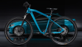 Велосипед BMW Cruise M-Bike III, Long Beach Blue, артикул 80912412314