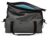 Сумка BMW Athletics Performance Sports Bag, Black/Royal Blue, артикул 80222359844