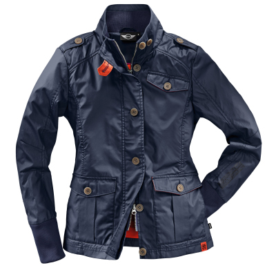 Женская куртка Mini Ladies' Jacket, Yours, Blue
