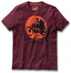 Мужская футболка BMW Motorrad Legends T-Shirt, for Men, Red-Brown