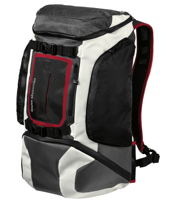 Рюкзак BMW Motorrad Function Backpack, Red/Anthracite