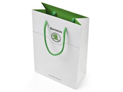 Малый бумажный пакет Skoda Paper bag ŠKODA