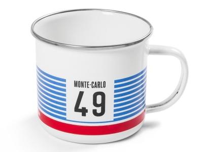 Металлическая кружка Skoda Mug Monte Carlo