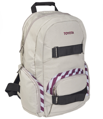 Рюкзак Toyota Backpack, Weekend, Beige