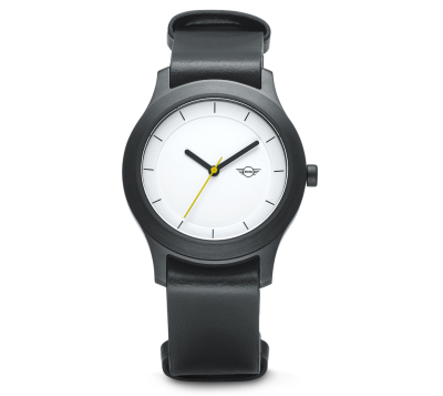 Наручные часы Mini Wing Logo Watch Unisex, Black/White
