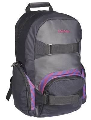 Рюкзак Toyota Backpack, Weekend, Black