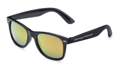 Солнцезащитные очки Volkswagen Motorsport Unisex Sunglasses, Black