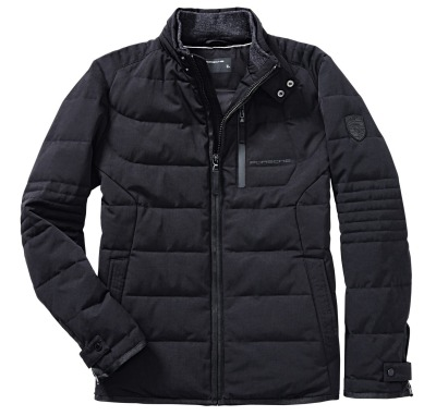 Мужская стеганая куртка Porsche Men's Quilted Jacket - Classic Collection