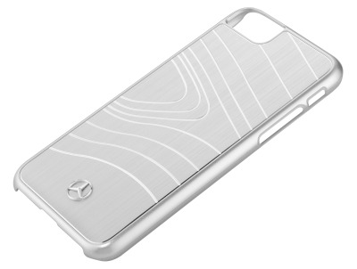 Чехол для iPhone 7 Mercedes-Benz Cover for iPhone® 7, She's Mercedes, Alubeam Silver