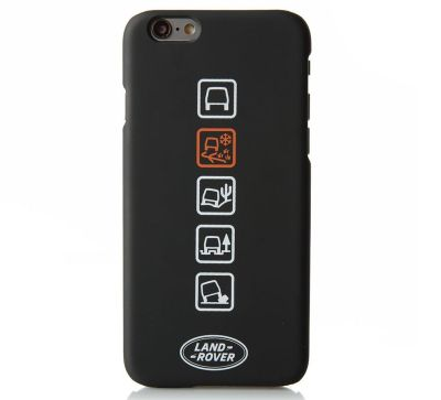 Крышка для iPhone Land Rover Terrain Icon iPhone 6 Plus Case, Black