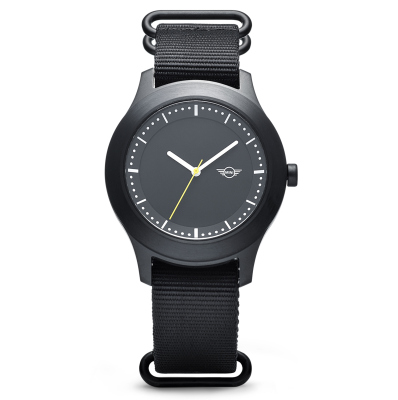 Наручные часы Mini Wing Logo Watch Unisex, Black/Black
