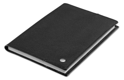 Записная книжка BMW Notebook, Iconic Collection, Black