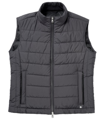 Мужской жилет Mercedes Men's Gilet, Hugo Boss, Anthracite