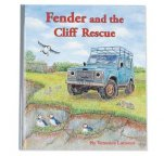 Детская книжка Land Rover Fender and the Cliff Rescue, Children's Book No.6