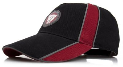 Бейсболка Jaguar Growler Graphic Cap, Black/Red