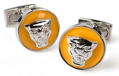 Запонки Jaguar Ultimate Cufflinks, Yellow