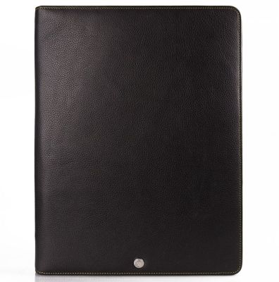 Кожаная папка Jaguar Ultimate Portfolio, Black