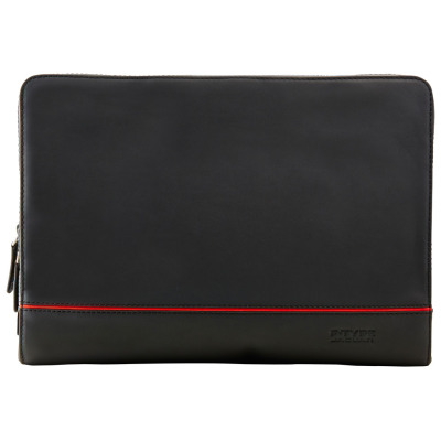 Кожаная папка Jaguar Leather F-Type Portfolio, Black