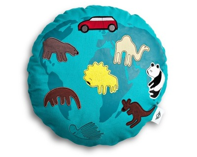 Детская подушка MINI World Cushion