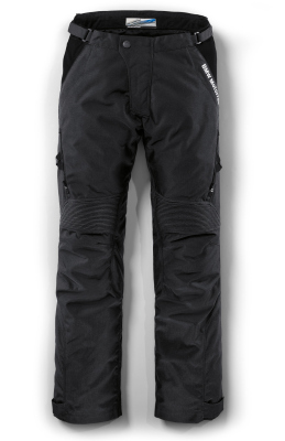Мужские летние мотоштаны BMW Motorrad Summer Trousers VentureShell, Men, Black
