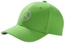 Детская бейсболка Mercedes-Benz Children's Cap, Green