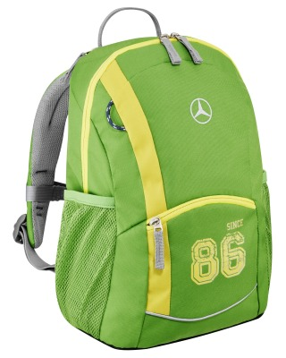 Детский рюкзак Mercedes-Benz kid's Backpack, Spring Lemon