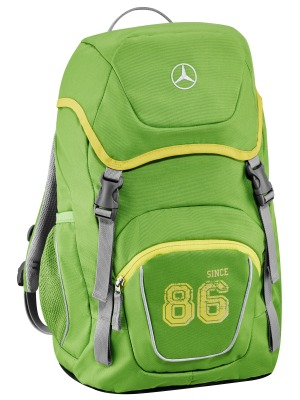 Детский рюкзак Mercedes-Benz Kids Rucksack, Spring Lemon