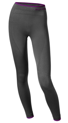 Женские термоштаны BMW Motorrad Women's thermo functional undergarments, pants, Gray/Blue