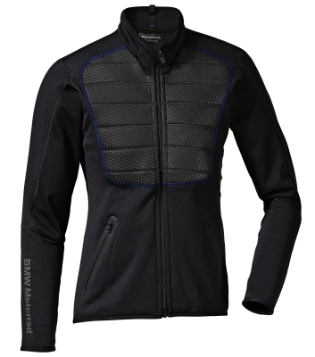Термокуртка унисекс BMW Motorrad PCM Functional Jacket Unisex, Black