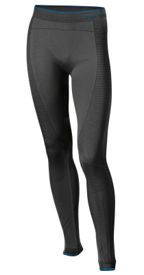 Мужские термоштаны BMW Motorrad Men's thermo functional undergarments, pants, Gray/Blue