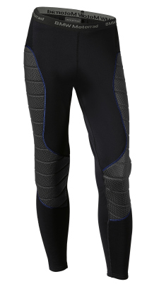 Термоштаны унисекс BMW Motorrad PCM functional pants Unisex, Black