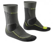 Носки BMW Motorrad Summer functional sock, Light Gray/Yellow/Dark Gray