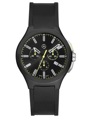 Мужские наручные часы - хронограф Mercedes-Benz Men's Сhronograph Watch, Sport Fashion