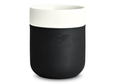 Чашка MINI Cup White/Black