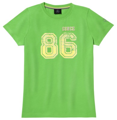 Детская футболка Mercedes Children's T-shirt, Green