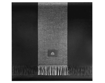 Плед Mercedes Maybach Blanket, Black/Anthracite