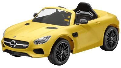 Детский электромобиль Mercedes-AMG GT S Kids Electric Vehicle, Solarbeam, LED Light