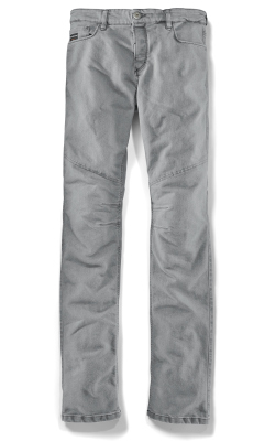 Мужские мото-джинсы BMW Motorrad Trousers FivePocket, Men, Grey