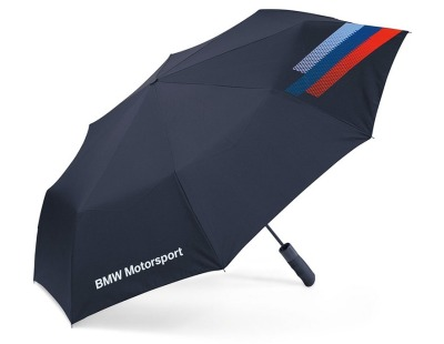 Складной зонт BMW Motorsport Folding Umbrella, Team Blue