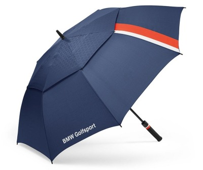 Зонт-трость BMW Golfsport Umbrella, Functional, Navy Blue