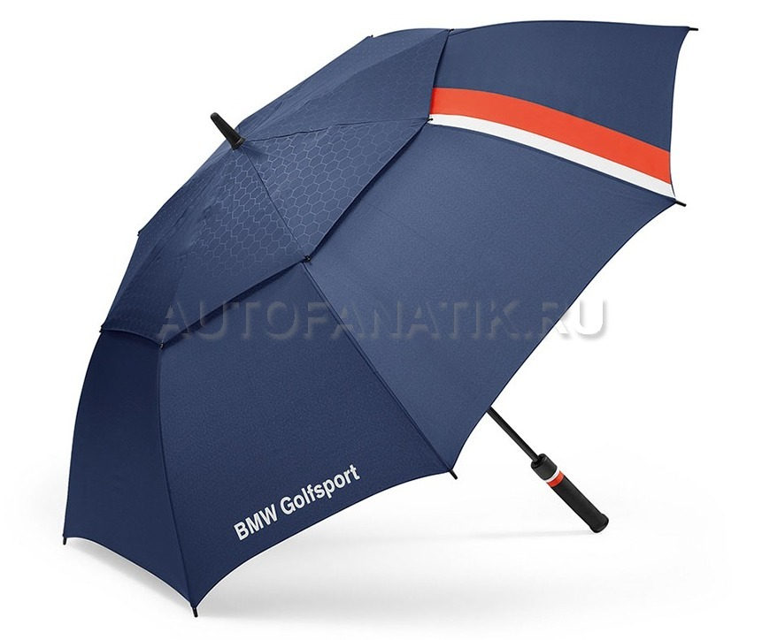 Зонт трость Bmw Golfsport Umbrella Functional Navy Blue