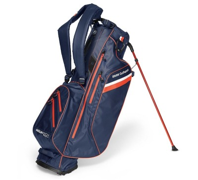 Сумка-переноска для гольфа BMW Golfsport Carry Bag, Navy Blue