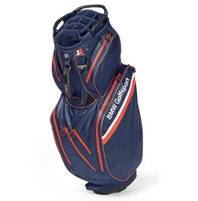 Сумка для гольфа BMW Golfsport Cart Bag, Navy Blue