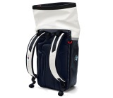 Рюкзак BMW Motorsport Rucksack, White/Team Blue 2017, артикул 80222446465