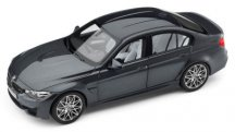 Модель автомобиля BMW M3 Competition (F80), Scale 1:18, Mineral Grey