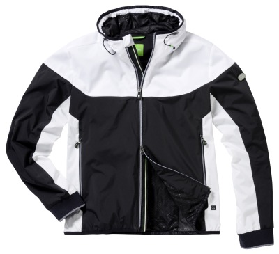 Мужская куртка Mercedes Men's Jacket, Hugo Boss, Black/White