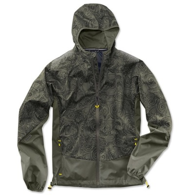 Мужская куртка BMW Active Jacket, Functional, Men, Olive