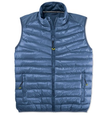 Мужской жилет BMW Active Gilet, Functional, Men, Blue