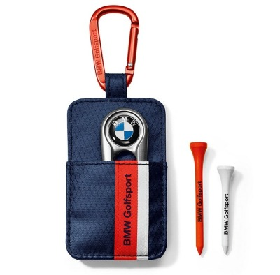 Грин-сет BMW Golfsport Green Set, Navy Blue