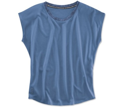 Женская футболка BMW Active T-Shirt, Functional, Ladies, Blue